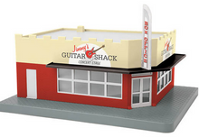 MTH Jimmy's Guitar Shack Single Story Opposite Corner Store