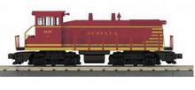 MTH Railking Scale Juniata Terminal SW1500 switcher, 3 rail, P3.0