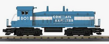 MTH Railking Conrail Express SW-9 switcher, 3 rail, P3.0
