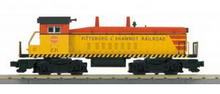 MTH Railking Pittsburgh & Shawmut SW-9 switcher, 3 rail, P3.0