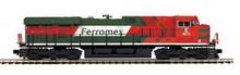 MTH Premier Ferromex  ES-44AC, 3 rail, Proto 3.0
