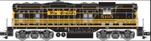 Pre-order for Atlas O Rio Grande  GP-7, non-powered, 3 rail