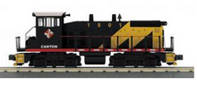 MTH Railking Scale Canton RR   SW1500 switcher, 3 rail, P3.0