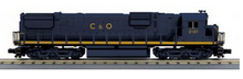Pre-order for MTH Railking Scale  C&O  C-630  diesel, 3 rail, P3.0
