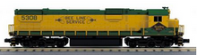 MTH Railking Scale  Reading  C-630  diesel, 3 rail, P3.0