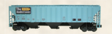 """Weaver """"The Andersons"""" 50' PS-2CD covered hopper, 2 or 3 rail"""