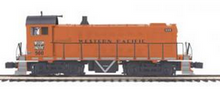 MTH Premier WP S-2  switcher, 3 rail, P2.0