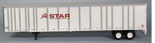 Bowser O gauge 53'  STAR  trailer