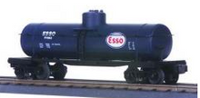 MTH Rail King Esso 8000 gallon tank car, 3 rail