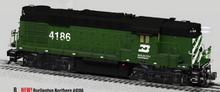 Lionel Legacy BN RS-11 , 3 rail