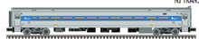Pre-order for Atlas O Metro North comet cab car,   3 rail or 2 rail