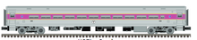 Pre-order for Atlas O MBTA comet coach car,   3 rail or 2 rail