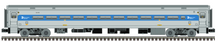Pre-order for Atlas O Metro North comet coach car,   3 rail or 2 rail