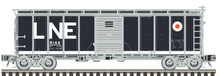 Pre-Order for Atlas O LNE  1923 ARA (X-29 style)  40' box  car