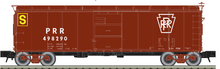 Pre-Order for Atlas O PRR (storage stervice)  X-29   40' box  car