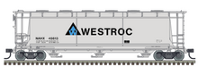 Pre-Order for Atlas O Westroc cylindrical covered hopper car