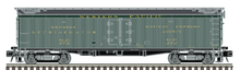 Pre-order for Atlas O Western Pacific 53' GACC express woodside reefer, 3 rail or 2 rail