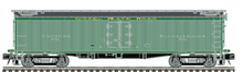 Pre-order for Atlas O NKP 53' GACC express woodside reefer, 3 rail or 2 rail