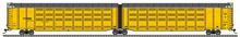 Pre-order for Atlas O NS (older logo) articulated auto carrier,  3 rail or 2 rail