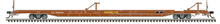 Pre-order for Atlas O Southern Pacific 89' intermodal piggyback flat car