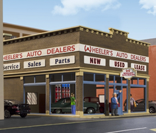 Atlas O Wheelers auto dealer Kit