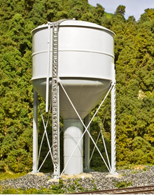 Atlas O water tower  Kit