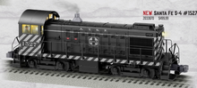Pre-order for Lionel Legacy Santa Fe  Alco S-4 switcher, 3 rail