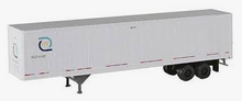 Atlas O  Florida East Coast  45' trailer