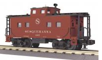MTH Railking Scale NYSW (Susquehanna  northeastern  style Caboose, 3 rail