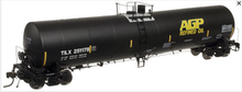 Atlas O AGP 25,500 gal tank car, 3 rail or 2 rail