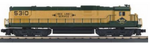 MTH Railking Scale Reading C-628 diesel, 3 rail, non-powered