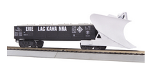 MTH Railking scale EL heavy duty snow plow, 3 rail