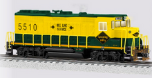 Lionel Legacy Lycoming Valley GP-35 , 3 rail