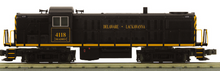 MTH Railking Scale  Delaware-Lackawanna  RS-3  diesel, 3 rail, P3.0