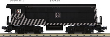 MTH Railking Scale  Santa Fe  FM H10-44 switcher, 3 rail, P3.0