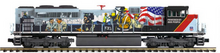 Pre-order for MTH Premier UP (UP People) SD70ACe, 2 rail, Proto 3.0, DCC