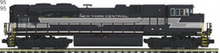 Pre-order for MTH Premier NYC (NS Heritage) SD70ACe, 2 rail, Proto 3.0, DCC