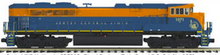 Pre-order for MTH Premier CNJ (NS Heritage) SD70ACe, 2 rail, Proto 3.0, DCC