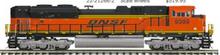 Pre-order for MTH Premier BNSF SD70ACe, 2 rail, Proto 3.0, DCC