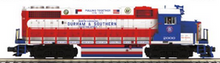 Pre-order for MTH Premier Durham & Southern  GP-38-2, 2 rail, Proto 3.0, DCC