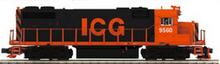 Pre-order for MTH Premier ICG  GP-38-2, 2 rail, Proto 3.0, DCC