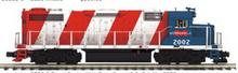Pre-order for MTH Premier Monongahela  GP-38-2, 2 rail, Proto 3.0, DCC