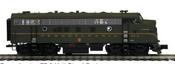 Pre-order for MTH Premier  PRR  F-7A  diesel, 2 rail, DC, DCC. proto 3.0