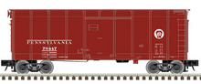 Pre-Order for Atlas O PRR (circle keystone) 40' wagon top box  car