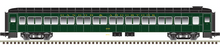 Pre-order for Atlas O 80' Bangor & Aroostook (green) Pullman-Bradley coach Car, 3 rail or 2 rail
