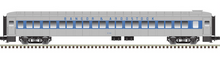 Pre-order for Atlas O 80' Bangor & Aroostook (gray) Pullman-Bradley coach Car, 3 rail or 2 rail