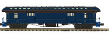 Pre-order for MTH Premier B&O 1890's style wood 64' passenger  3 car set..baggage, combine, and obs car