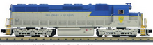 Pre-order for MTH Railking Scale  D&H SD-45, 3 rail, P3.0