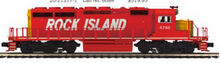 Pre-order for MTH Premier Rock Island SD-40 , 3 rail, P3.0
