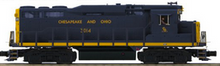 Pre-order for MTH Premier C&O  GP-30  diesel, 3 rail, P3.0